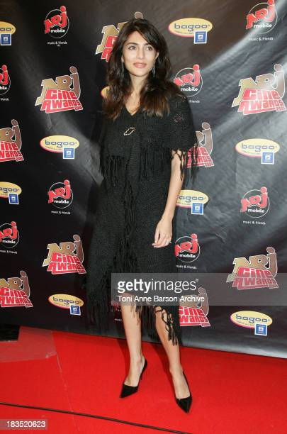 Caterina Murino during 2006 NRJ Cine Awards - Arrivals at Le Grand Rex in Paris, France.