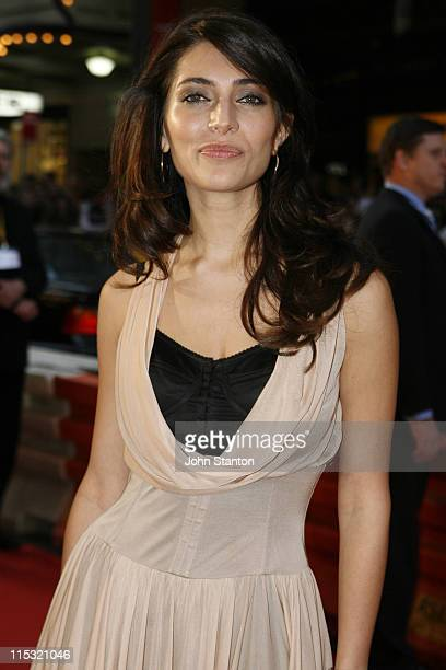 "Caterina Murino during ""Casino Royale"" Australian Premiere - Red Carpet at State Theatre,Sydney in Sydney, NSW, Australia."