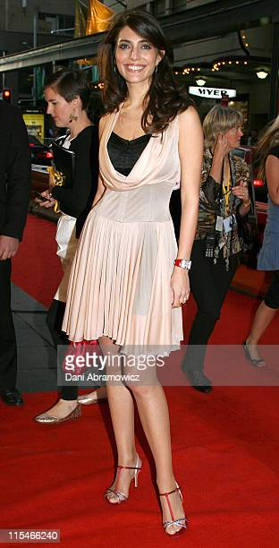 Caterina Murino during Casino Royale Australian Premiere - Red Carpet at State Theatre in Sydney, NSW, Australia.