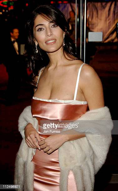 "Caterina Murino during ""Casino Royale"" World Premiere - Inside Arrivals at Odeon Leicester Square in London, Great Britain."