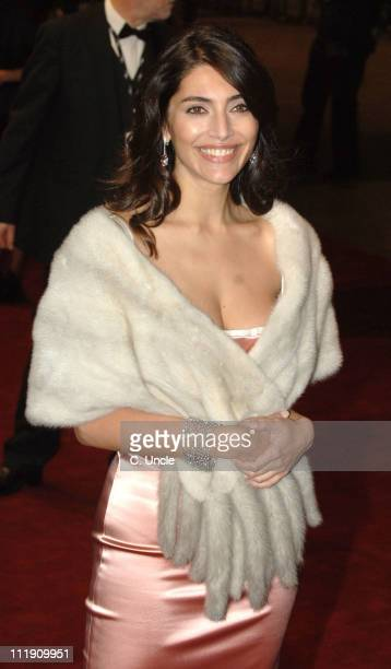 "Caterina Murino during ""Casino Royale"" World Premiere - Red Carpet at Odeon Leicester Square in London, Great Britain."