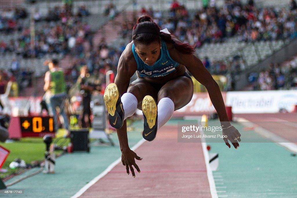 IAAF Diamond League Brussels 2015 - AG Insurance Memorial Van Damme : News Photo