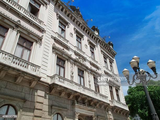catete palace, no rio de janeiro - palácio - fotografias e filmes do acervo