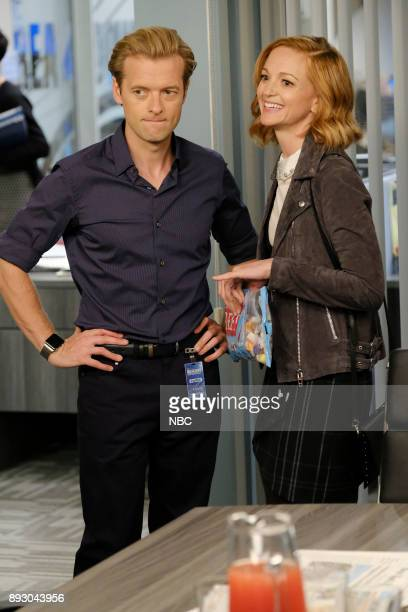 NEWS 'Catfight' Episode 210 Pictured Adam Campbell as Greg Jayma Mays as Cat