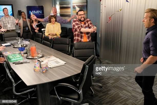NEWS 'Catfight' Episode 210 Pictured Andrea Martin as Carol Horatio Sanz as Justn Adam Campbell as Greg