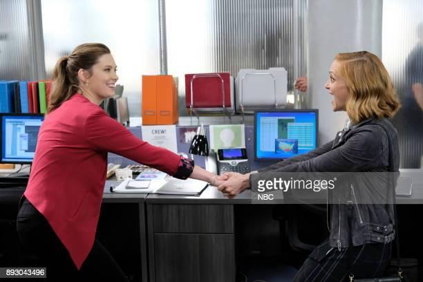 NEWS 'Catfight' Episode 210 Pictured Briga Heelan as Katie Jayma Mays as Cat