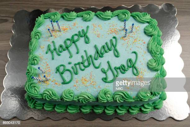 NEWS Catfight Episode 210 Pictured Gregs Birthday Cake