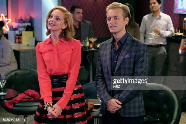 NEWS 'Catfight' Episode 210 Pictured Jayma Mays as Cat Adam Campbell as Greg