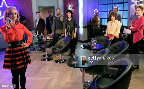 NEWS 'Catfight' Episode 210 Pictured Jayma Mays as Cat Andrea Martin as Carol Briga Heelan as Katie