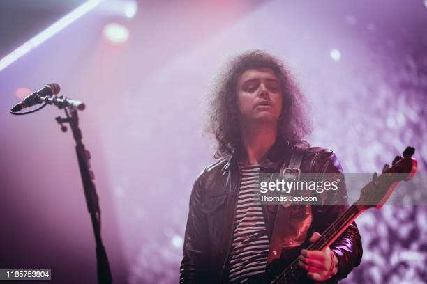 Catfish and the Bottlemen perform on stage at Utilita Arena on November 05, 2019 in Newcastle upon Tyne, England.