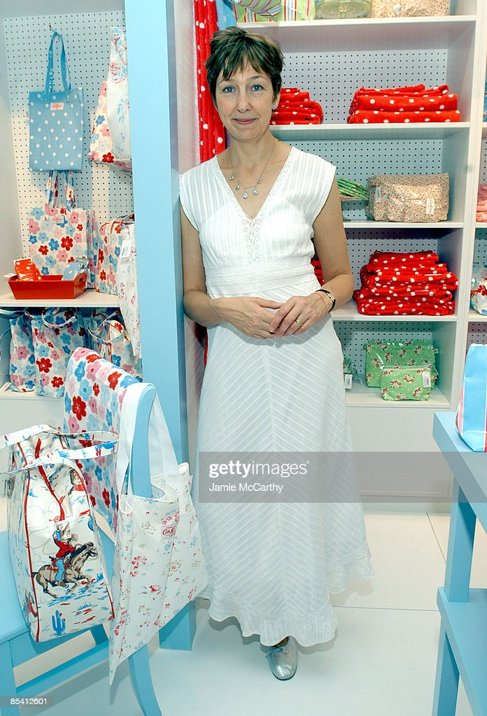 The US Launch of The Cath Kidston Store - June 9, 2004 : ニュース写真