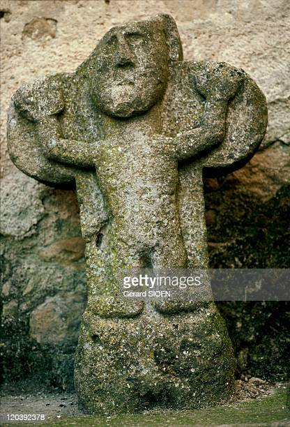 Cathar country prayer in France Between Toulouse and Carcassonne the Lauragais is sprinkled with strange steles sometimes naively sculpted They were...