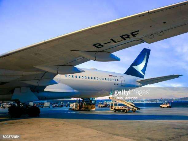 キャセイ パシフィック A350