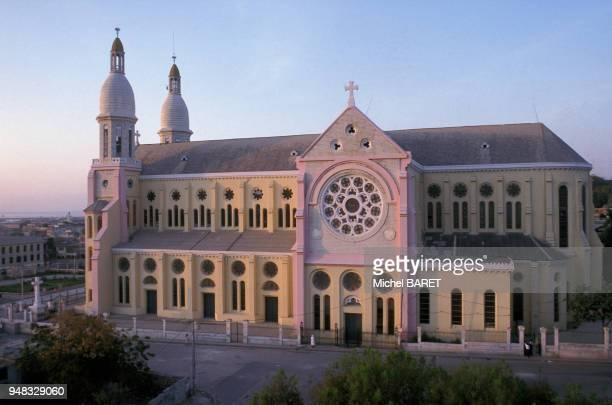 Cathédrale NotreDamedel'Assomption à PortauPrince à Haïti en février 1998