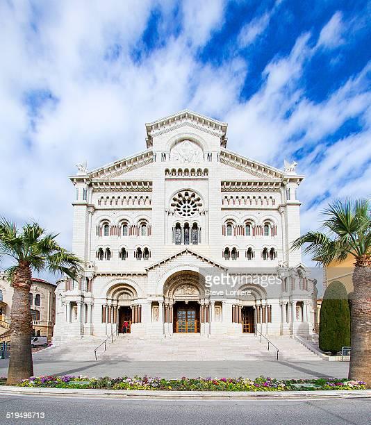 Cathédrale Notre-dame-immaculée De Monaco