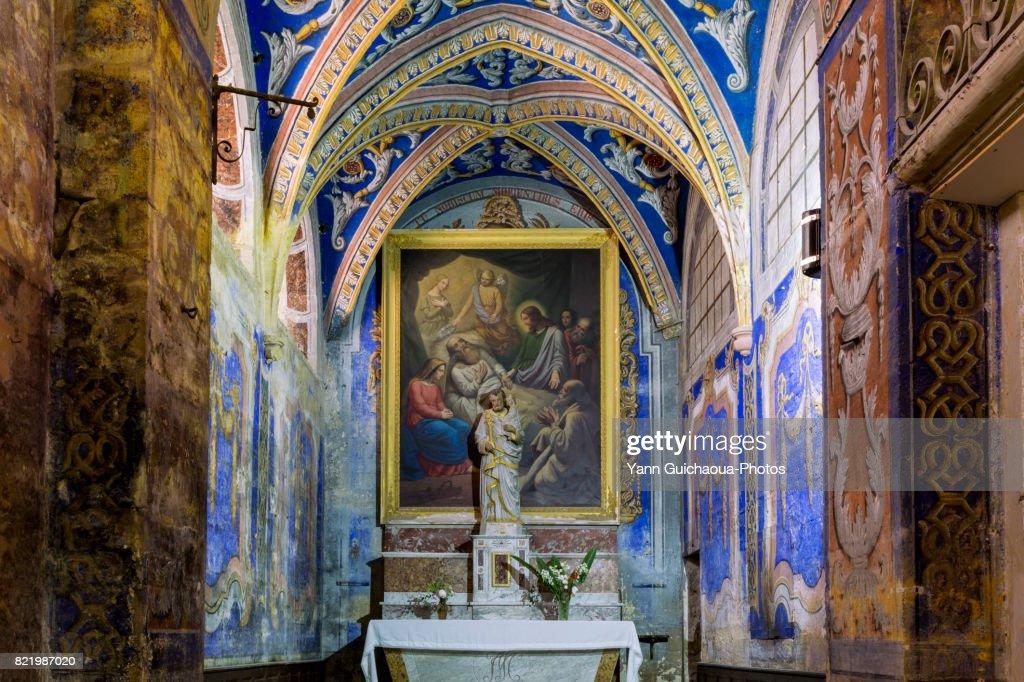 cathédrale Saint-Théodorit, Uzes, Gard, Occitanie, France : Stock Photo