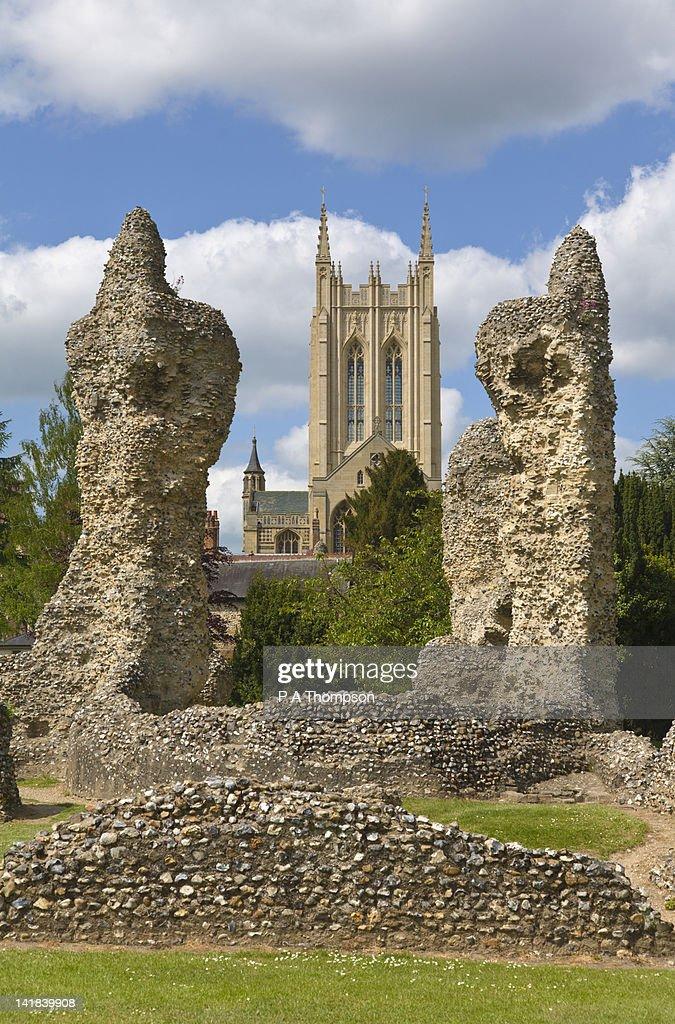 Bury st edmunds suffolk united kingdom