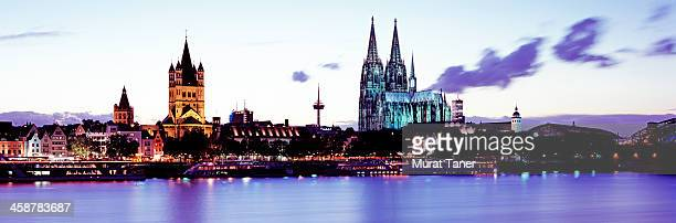 Cathedral and Rhine River