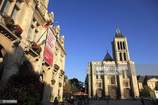 cathedral basilica of saint denis - isla reunion fotografías e imágenes de stock