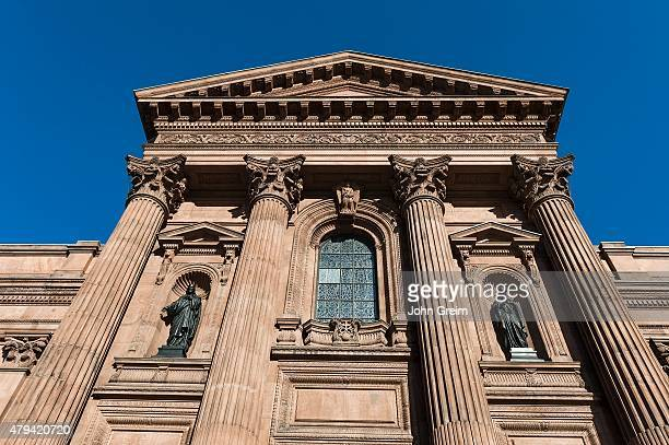 Cathedral Basilica of Saints Peter and Paul.