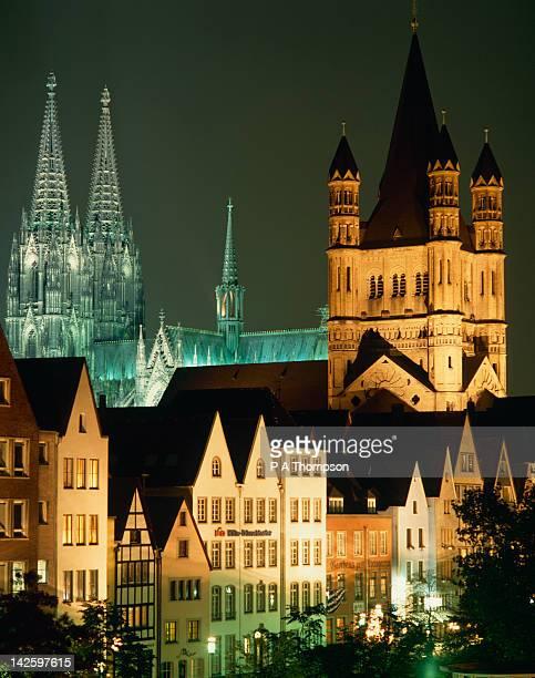 cathedral, cologne, north-rhine, westfalia, germany - renânia do norte vestfália - fotografias e filmes do acervo