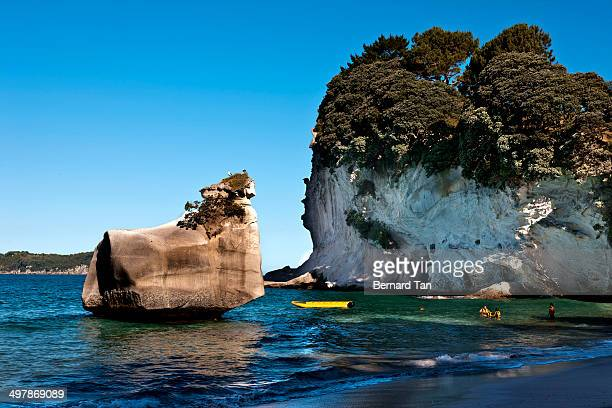 Cathedral Cove, Waikato.