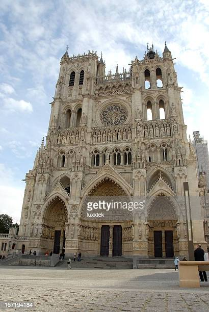 Cathedral in Amiens, France