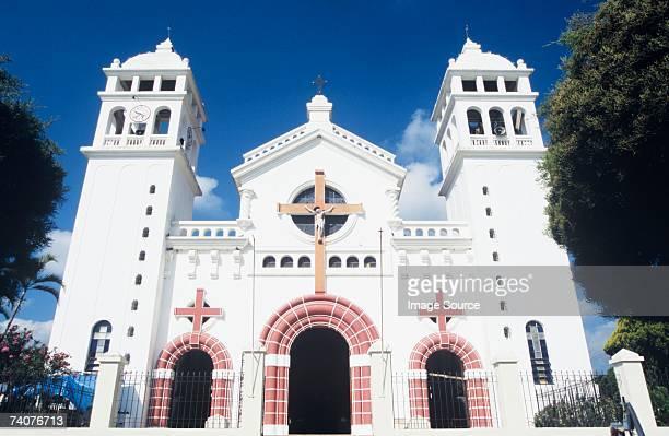 Cathedral in el salvador