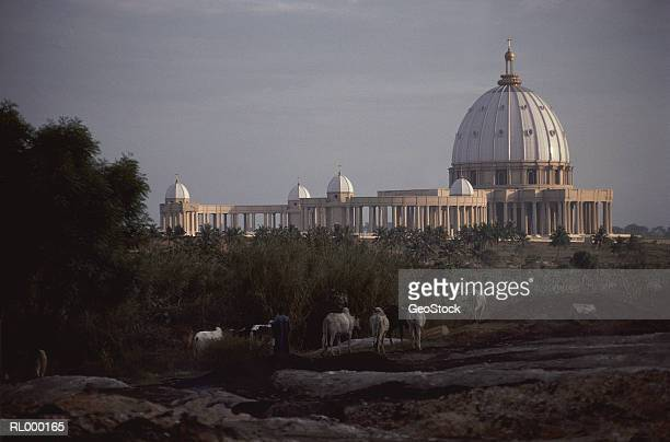 Cathedral in Ivory Coast