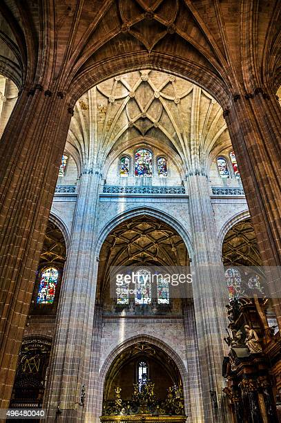Cathedral Interior - Segovia, Spain