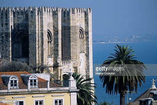 Cathedral, Lisbon, Portugal, Europe