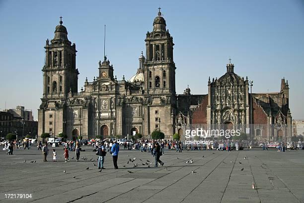Cattedrale Metropolitana di Città del Messico,