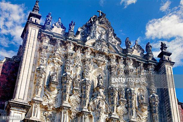 cathedral metropolitana - guatemala city stock pictures, royalty-free photos & images