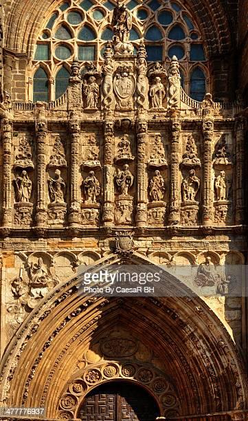 Cathedral of Avila - Avila - Spain