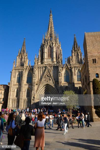 Cathedral of Barceleona
