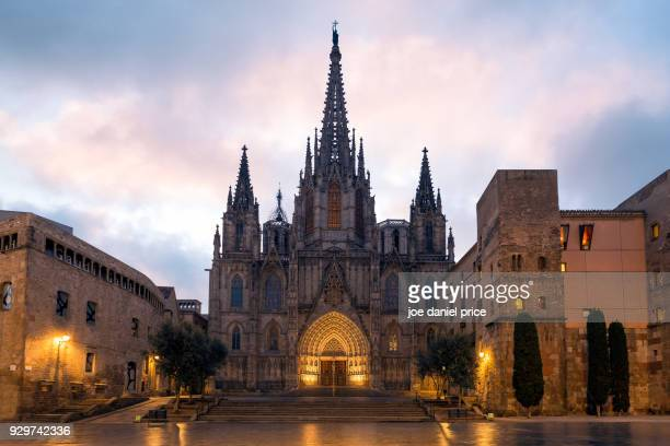 Cathedral of Barcelona, Barcelona, Spain