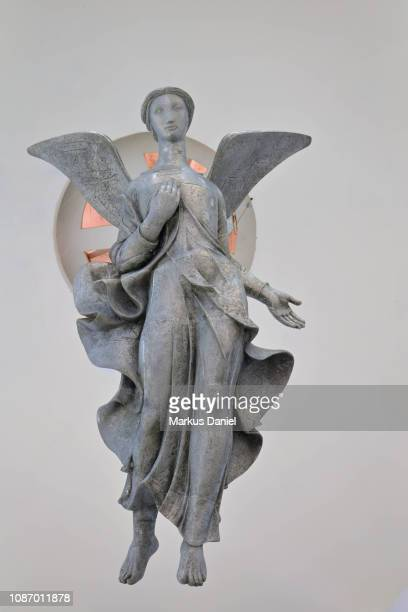 "cathedral of brasília (catedral metropolitana nossa senhora aparecida) - ""markus daniel"" fotografías e imágenes de stock"