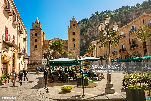 Cathedral of Cefalu in Sicily