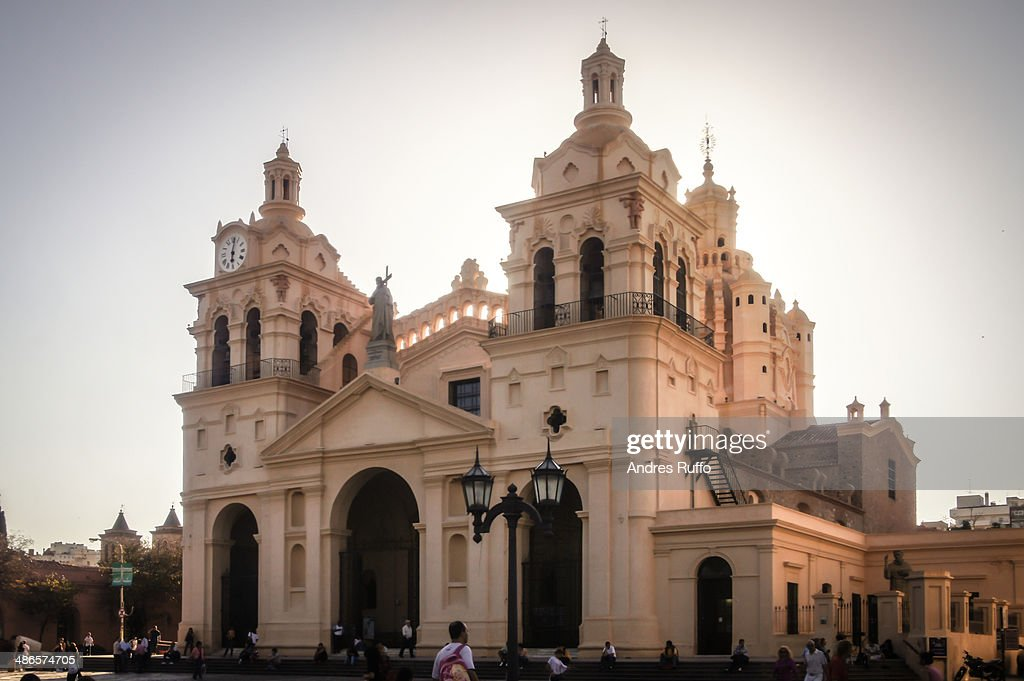 Cathedral of Cordoba, Argentina : Stock-Foto