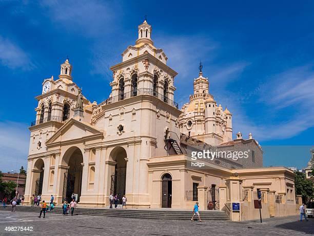 catedral de córdoba, en argentina - cordoba argentina fotografías e imágenes de stock