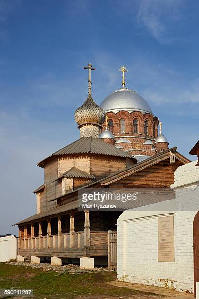 Cathedral of Joy of All Who Sorrow (Sviyazhsk)