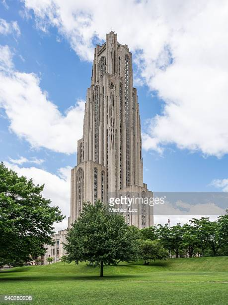Cathedral of Learning - Pittsburgh