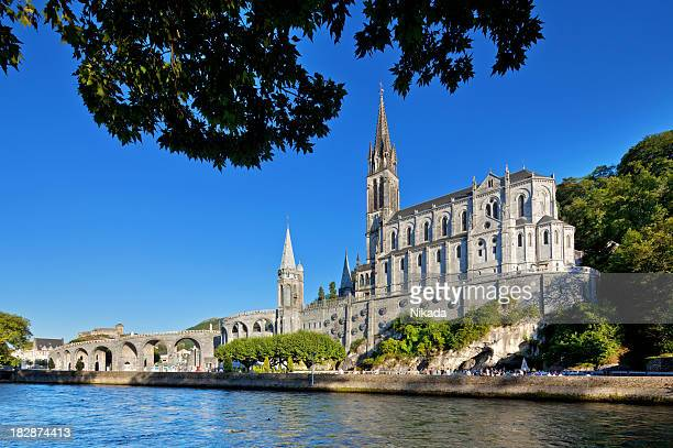 Cathedral of Lourdes, France