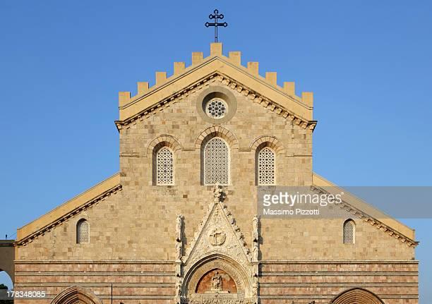 cathedral of messina - massimo pizzotti foto e immagini stock