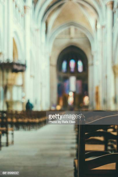 Cathedral of Notre Dame of Lausanne (Switzerland)