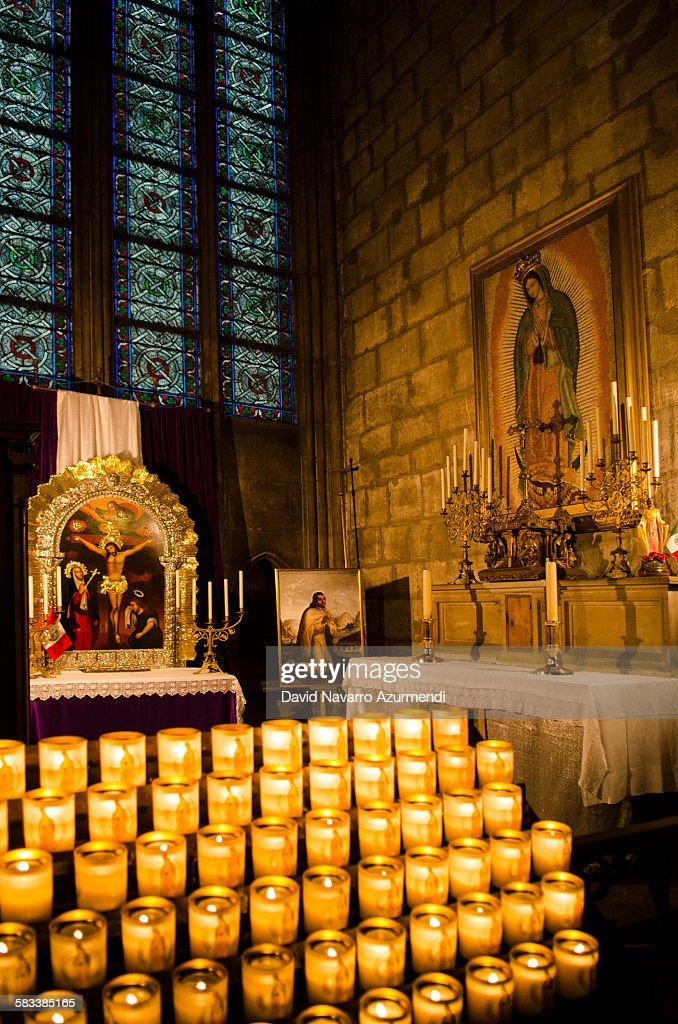 Cathedral of Notre Dame : Stock Photo