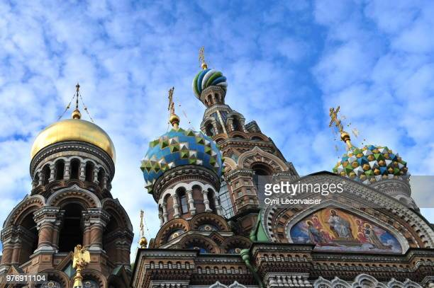 Cathedral of Resurrection of Christ, Saint Petersburg, Russia