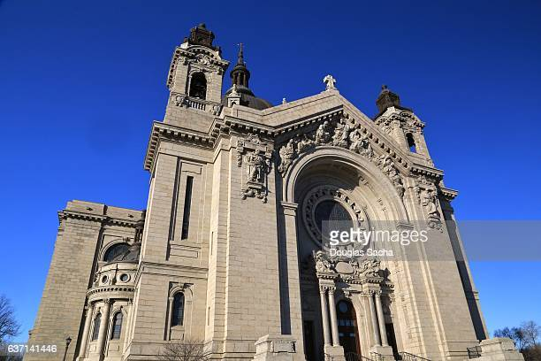 Cathedral of Saint Paul, National Shrine of the Apostle Paul, Saint Paul, Minnesota, USA