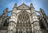 Cathedral of Saint Peter of Beauvais, France, 2017