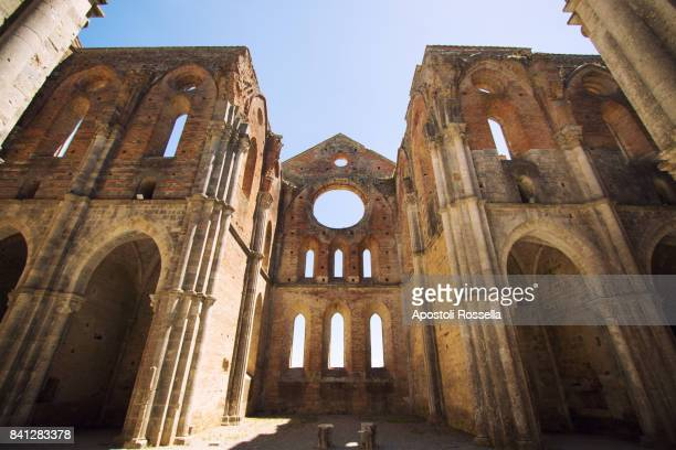 Cathedral of San Galgano, Tuscany